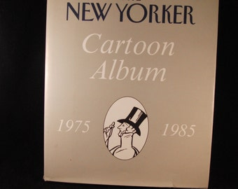 New Yorker Cartoon Album 1975-1983