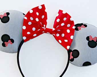 Minnie Polka Dot Ears