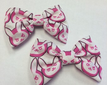 D.Va Overwatch Inspired Bows