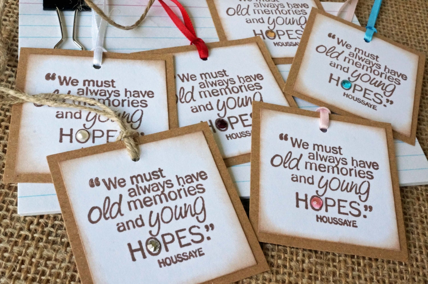 Family reunion favors gifts by melodysmoments