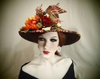 """Witch Hat """"Hayride"""""""