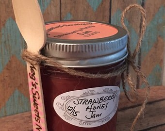 Strawberry Honey Jam