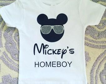 Mickey's Homeboy