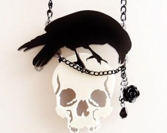 Sacred skull necklace