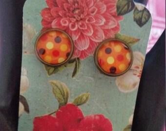 70's colour scheme clip ons