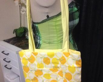 Fruit themed bag