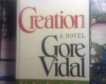 CREATION by Gote Vidal first ed
