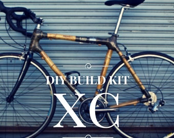 Bamboo Bike Frame Kit | Cyclocross Edition | Custom