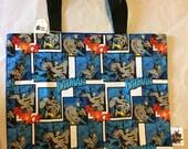 Batman Tote Bag, Trick or...