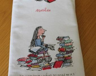 Matilda ipad cover, Matilda tablet cover, ipad case, spot ipad cover