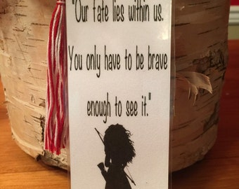 Brave Bookmark FREE SHIPPING in USA