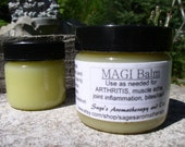 MAGI- Arthritis balm for extreme pain relief, Muscle Balm, Joint Inflammation,NATURAL HEALING salve,garden balm, exercise tool