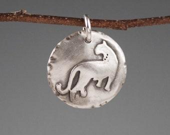 Mountain lion-cougar-panther totem-talisman-charm-power animal-spirit animal