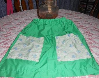 Ladies half aprons