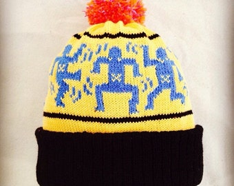 Dancing Bobble Hat