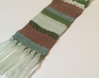 Hand Woven Mini Rug