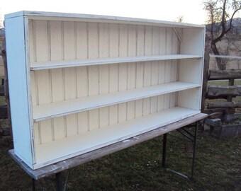 Wall shelf-shabby Chic196cm