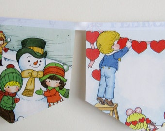 Little Golden Book Bunting - A child's year