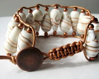 Copper & Porcelain