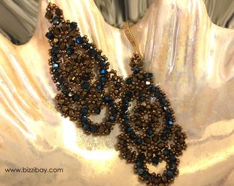 Lacey Earring Tutorial