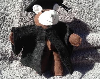 "Graduate 5"" Teddy Bear"
