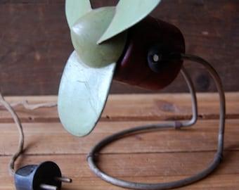 Small vintage fan, General electric fan, Industrial fan, Working desk fan, Ventilator, Industrial decoration