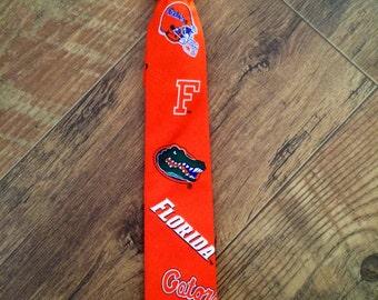 University Florida/Gator/UF/orange Boys Tie/necktie/Baby tie/tie necktie/