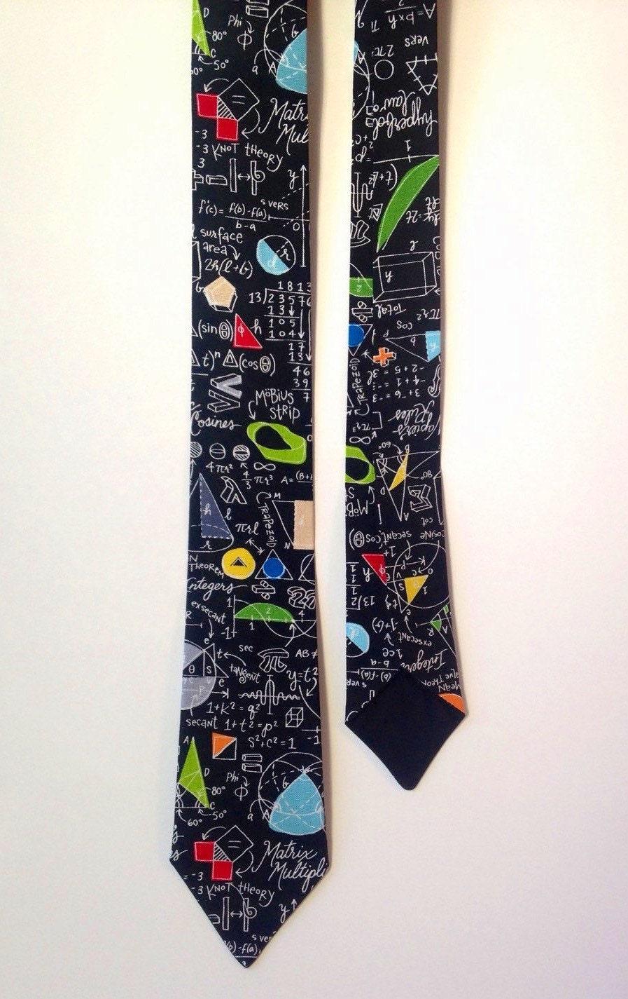 math tie