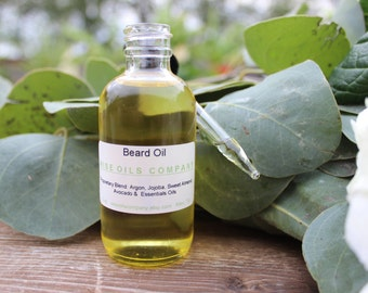 Wise Guys Beard Oil - for the men in your life!