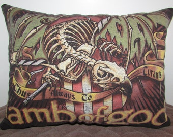 Lamb Of God pillow