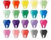 50% OFF SALE Tooth Clipar...