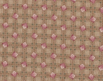Moda Quilt Fabric - Brackman and Thompson - Calizo Craze - Monadnock Mills - Reproduction 1880-1900 - By the Yard