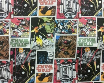 New Star Wars Comic Book Infinity Scarf