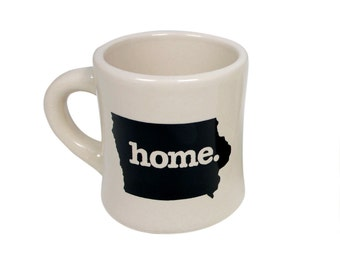 Iowa home. Ceramic Coffee Mug