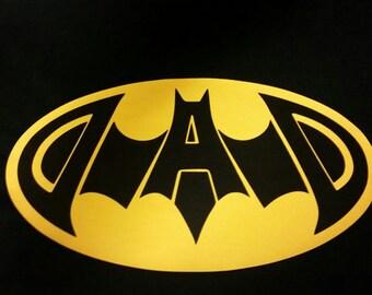 DAD BATMAN