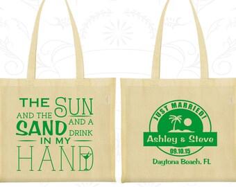 Tote Bag, Tote Bags, Wedding Tote Bags, Personalized Tote Bags, Custom Tote Bags, Wedding Bags, Wedding Favor Bags (507)