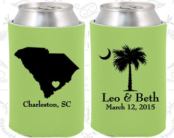 Palmetto Tree, Wedding Gift Ideas, Crescent Moon, South Carolina Palmetto, Palmetto Moon, SC Palmetto Tree, Coolie (76)