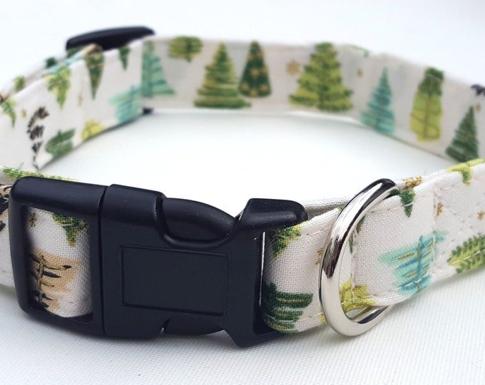 Dog Collar - Christmas Tree