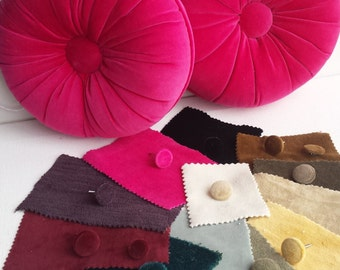 BUTTONS for Pillows & Cushions