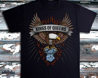 Customizable Eagle Biker Tee, Gift ideas, birthday gifts, harley guys, rocking t-shirts, bike tees, harley, sturgis, engines, flames