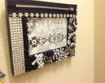Jeweled Frame