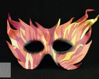 The Inferno Mask