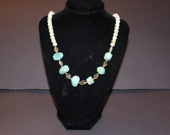 Chyroprase necklace