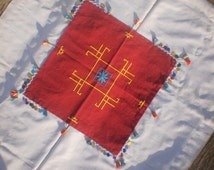 Hand embroidery wall hanging Rajasthan