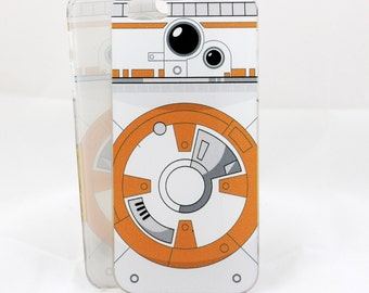 BB-8 inspired case for iPhone 5/5s/5se - Star Wars - This IS the droid you are looking for!