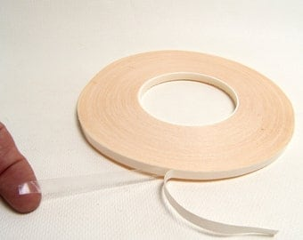 """Basting Tape, Double Faced, 1/4"""" X 60 Yard Roll"""