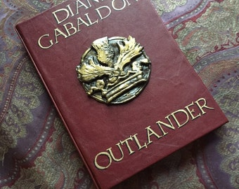 """Outlander Book cover for Kindle Fire, iPad Mini or other 6""""-8"""" tablets"""