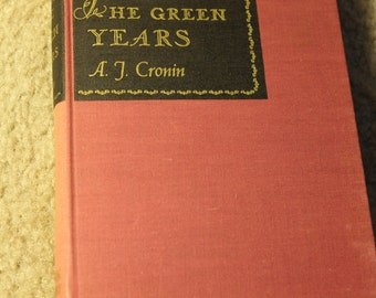 The Green Years by A.J Cronin