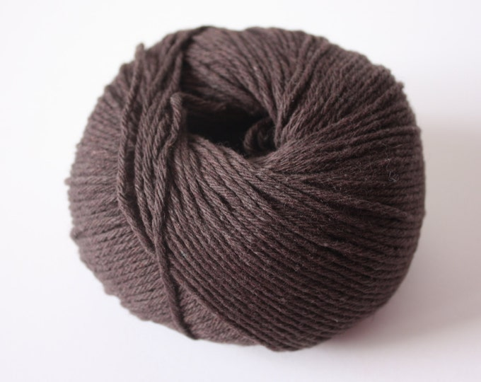 Coastal 8 - 8ply Lambswool/Cotton Blend Col: 001