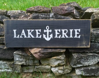Lake Erie Wall Decor